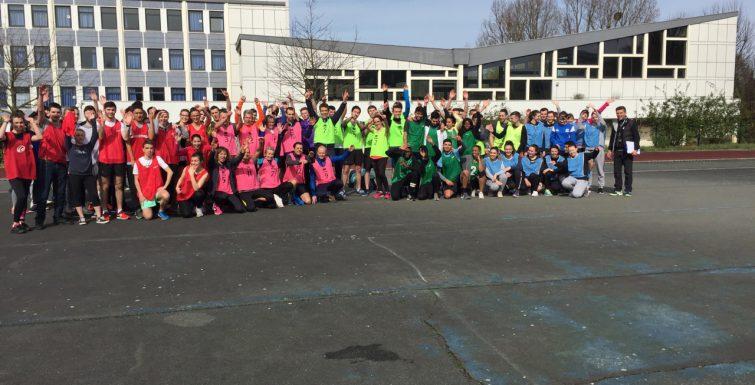 RUNNING GASTON BERGER, 21 Mars : Félicitations à tous les participants et rendez- vous l'année prochaine !