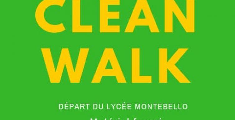 CLEAN WALK 2019 !