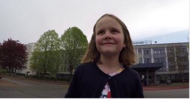 Manon, en manque de son école et de ses copines… Gaston Berger fait rêver ?